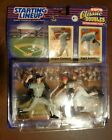 Starting Lineup Roger Clemens Curt Schilling Classic Doubles 2000*