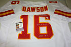 Len Dawson Cards, Rookie Card and Autographed Memorabilia Guide 48