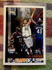 Tim Duncan Rookie Card Gallery and Checklist 44