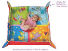 Taf Toys 4 Seasons Baby Activity Mat  Suitable From Birth For Easier And Large