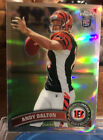Andy Dalton Cards, Rookie Card Checklist and Autographed Memorabilia Guide 23