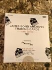 2017 James Bond Final Edition Unopened Hobby Box of Cards - Rittenhouse Archives