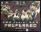2013-14 PANINI PREFERRED BASKETBALL SEALED HOBBY BOX GIANNIS RC?