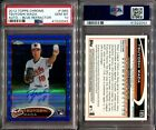 2012 Topps Chrome Baseball Autograph Rookie Variations Visual Guide 44