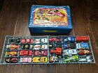 Lot of Vintage 1980 Official Lesney Carry Case w 24 Cars Matchbox  Hot Wheels