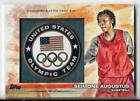 2012 Topps U.S. Olympic Team and Olympic Hopefuls Trading Cards 64