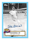 2020 Topps Stan Musial 100th Birthday Celebration Baseball Cards 23