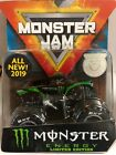 Monster Jam CUSTOM Deluxe MONSTER ENERGY drink TRUCK Monster truck 2020
