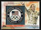 2012 Topps U.S. Olympic Team and Olympic Hopefuls Trading Cards 54