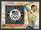 2012 Topps U.S. Olympic Team and Olympic Hopefuls Trading Cards 45