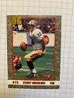 Kurt Warner Cards, Rookie Cards and Autographed Memorabilia Guide 22