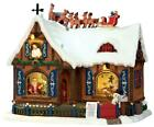 Lemax 2015 'TWAS THE NIGHT #55922 NRFB before Christmas Village Sights & Sounds*