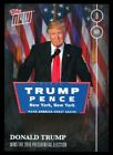 2016 TOPPS NOW ELECTION 16-13 DONALD TRUMP WINS PRESIDENTIAL ELECTION
