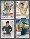 2014 Topps US Olympic and Paralympic Team and Hopefuls Trading Cards 4