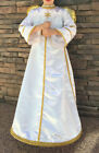 Girls Angel Costume Christmas Nativity Nutcracker Ballet