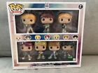 Funko Pop Rocks BTS 7 Pack Barnes and Noble Exclusive *New* *Free Shipping*