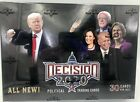 Leaf 2020 Decision Political Trading Cards Hobby Box 3 HIT Cards *Sealed*