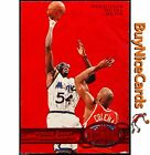 1997-98 Horace Grant Skybox Metal Universe Precious Metal Gems PMG Red 100