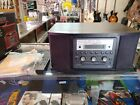 Teac GF 350 Record Player Turntable AM FM Tuner CD Player Recorder Stereo LN