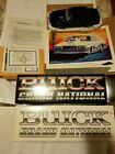 GMP EPITOME 1985 BUICK GRAND NATIONAL0015 300 DIE CASTBUDDY INGERSOLL AUTO