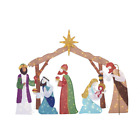 Nativity Scene 72 in LED Lights Indoor Outdoor Christmas Decoration