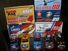 NASCAR Lot of 5 Armed Services 124 scale diecast Various Drivers