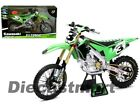 HUGE New Ray 16 Kawasaki KX450 3 Eli Tomac Green Motorcycle 49663 Model