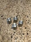 Mint Accutrac 4000 Turntable Knobs Set of 4 Knobs
