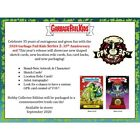 2020 Topps Garbage Pail Kids Series 2 Collector's Edition Box