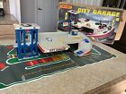 Rare Vintage Matchbox 1981 City Garage Parking for Over 25 Vehicles in Box