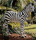 Zebra Sculpture Statue Life size for Home or Garden