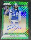 2016 Panini Prizm Collegiate Draft Picks Football Cards - Checklist Added 12