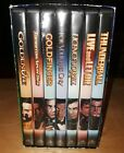 The James Bond Collection 007 DVD 7 Disc Box Set Starring Sean Connery 1999