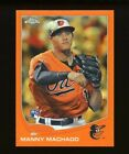 Manny Machado Rookie Cards Checklist and Guide 34