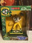 Vintage Starting Lineup Gridiron Greats NFL Green Bay Packers Bart Starr MOC