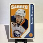 2014-15 O-Pee-Chee Hockey Surprises Include 3-D and Blank Back Cards 10