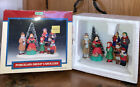 Lemax Dickensvale 53134 Group Carolers w/ box CHRISTMAS PORCELAIN VILLAGE 1995