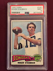 Top Roger Staubach Football Cards for All Budgets 26