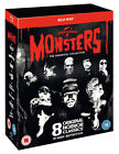 Universal Monsters: The Essential Collection [Blu-ray] 8-Movie Box Set w Booklet