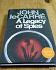 A Legacy of Spies by John Le Carre Hardback 2017 Signed First Edition
