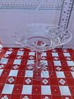 Waterford Crystal IRELAND Glandore Footed Pedestal Compote Candy Dish