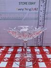 Vintage Waterford Crystal Pedestal Compote Candy Dish Made n Ireland Gothic Sign