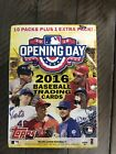 2016 Topps Opening Day Box - Factory Sealed!