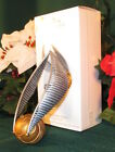 2011 Ltd Ed Hallmark Harry Potter Golden Snitch Ornament ~ MINT in Box