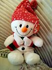 2006 Ty Beanie Baby Snowman Freezie with hang tag