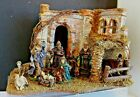 Dept 56 Neapolitan A Child Is Born Nativity Set 10 Pieces