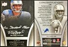 2009 Upper Deck Exquisite Collection Football Cards 13