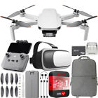 DJI Mini 2 Drone 4K Video Quadcopter + Backpack  FPV Headset Accessories Bundle