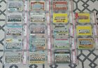 1963 - 1981 TOPPS NEW YORK METS TEAM CARDS COMPLETE COLLECTION PSA 8 OR HIGHER!!