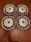 For 1997 2005 Buick Century 15 SILVER Hubcaps wheel covers replacement set of 4